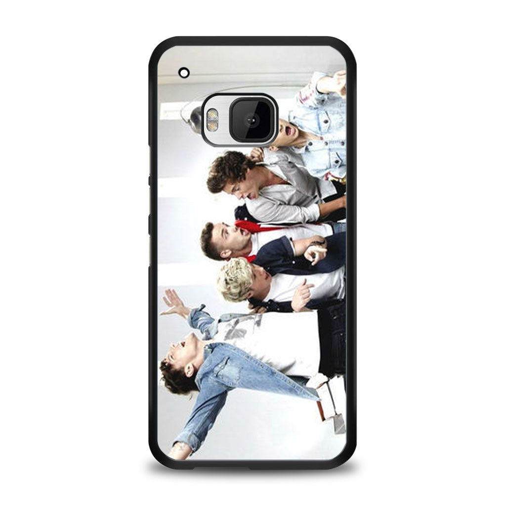 One Direction and 5SOS collage Samsung Galaxy S6 Edge Plus Case | yukitacase.com