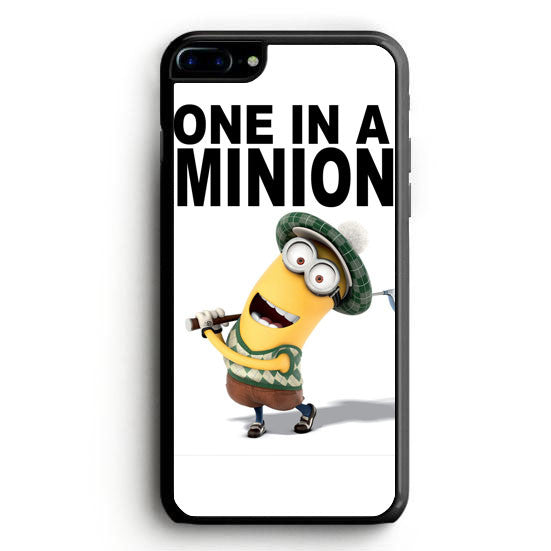 One In A Minion Despicable Me Minion Quote iPhone 6 Case | yukitacase.com