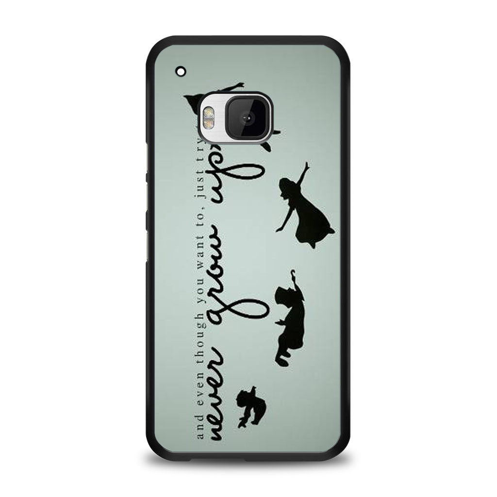 peter pan quote Samsung Galaxy S7 Edge Case | yukitacase.com