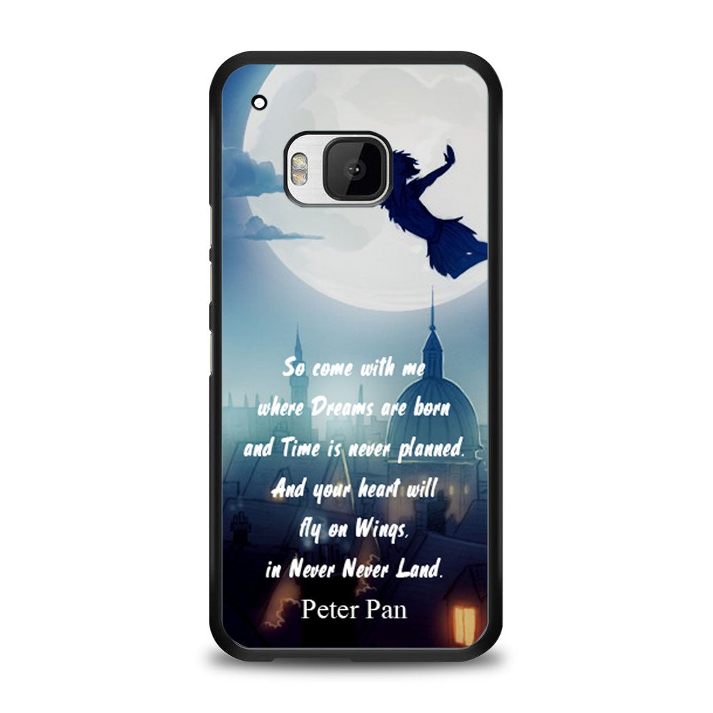 Peter Pan Quote Disney Samsung Galaxy S7 Edge Case | yukitacase.com