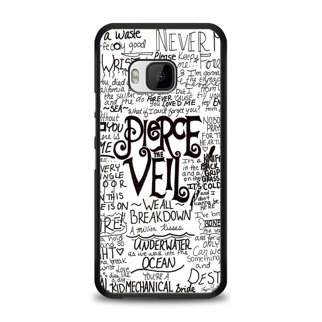 Pierce The Veil and Sleeping With Sirens Character Samsung Galaxy S6 Edge Plus Case | yukitacase.com