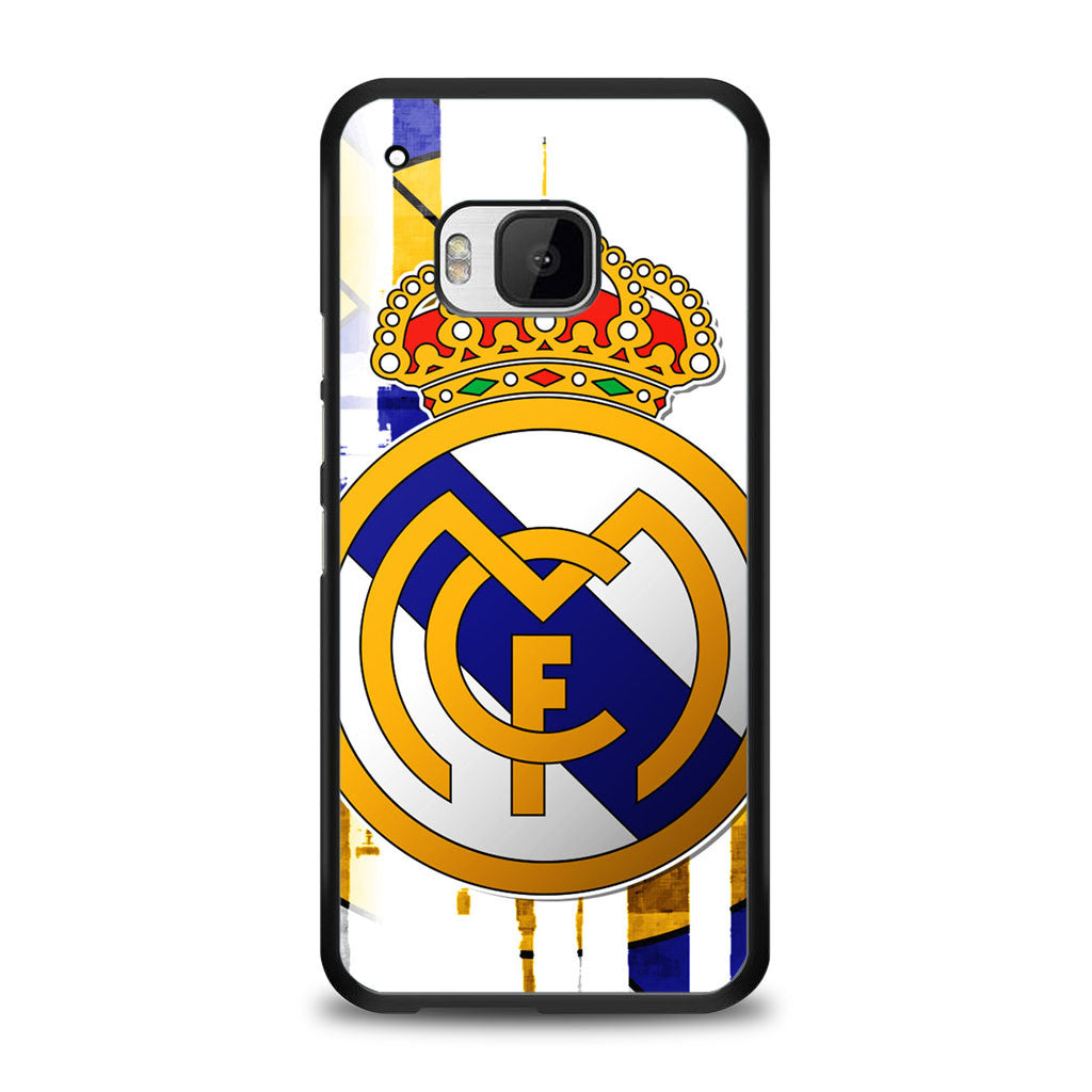 Real Madrid FC Logo Samsung Galaxy S6 Edge Plus Case | yukitacase.com