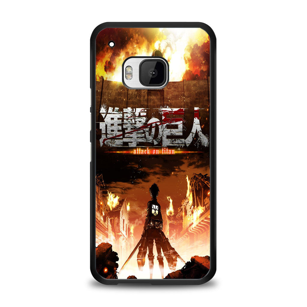 shingeki no kyojin attack on titan Samsung Galaxy S6 Case | yukitacase.com