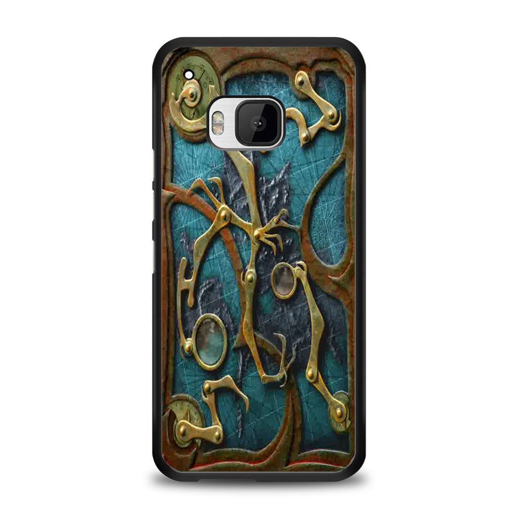 Steampunk book cover Samsung Galaxy S7 Edge Case | yukitacase.com