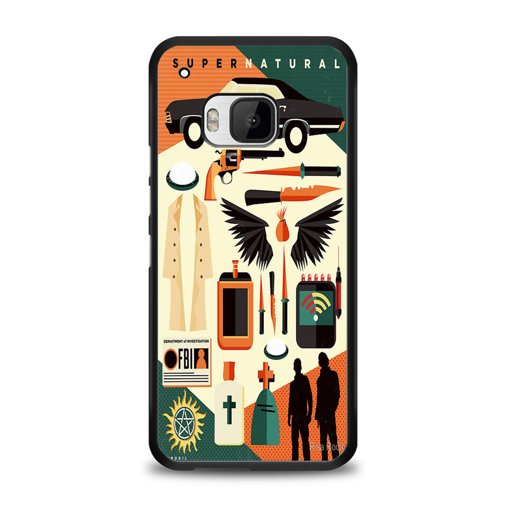 Supernatural Collage Samsung Galaxy S6 Case | yukitacase.com