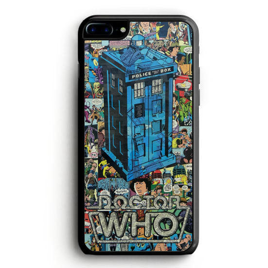 Tardis Doctor Who Comic Book iPhone 6 Case | yukitacase.com