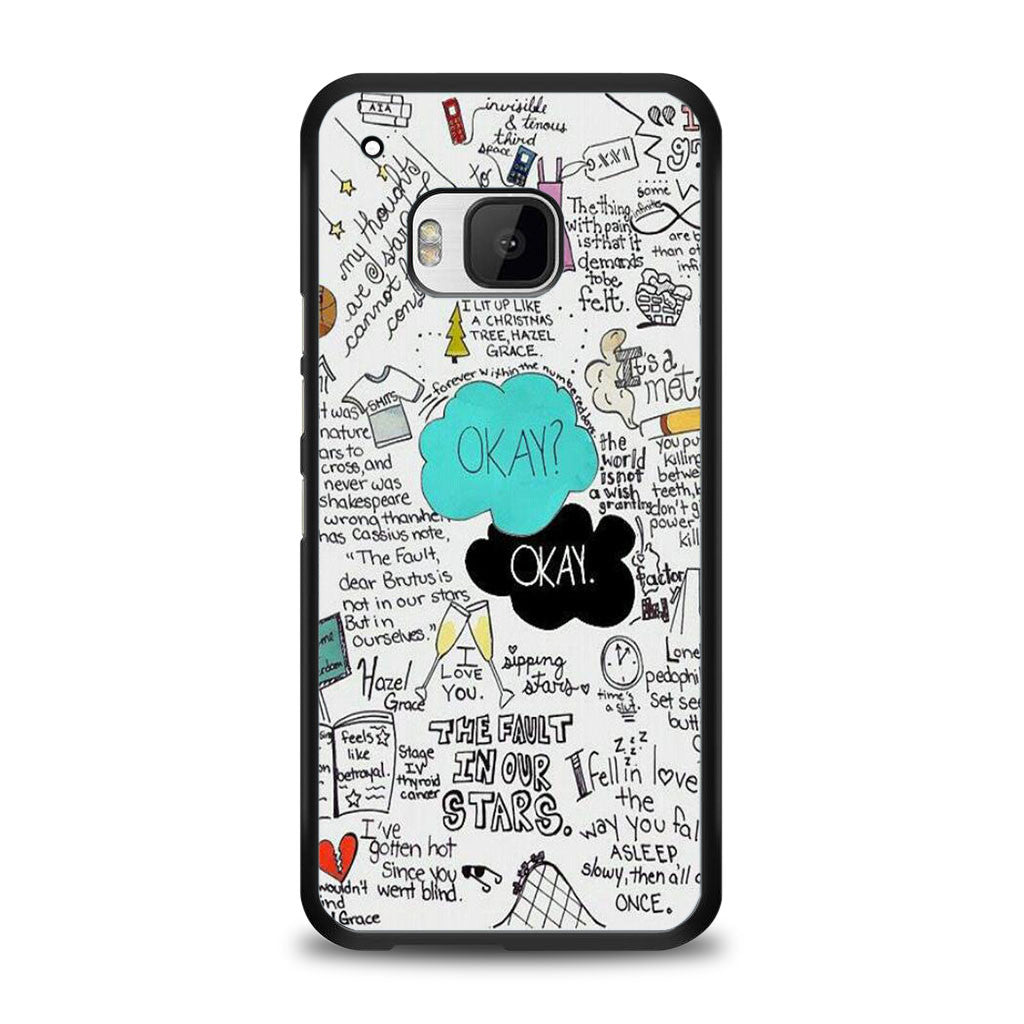The Fault in Our Stars- John Green Samsung Galaxy S7 Edge Case | yukitacase.com