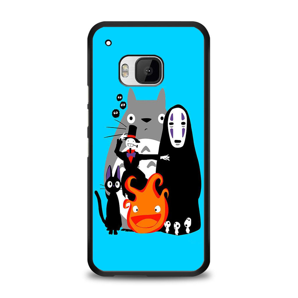 The Gibli's Characters Samsung Galaxy S6 Edge Plus Case | yukitacase.com
