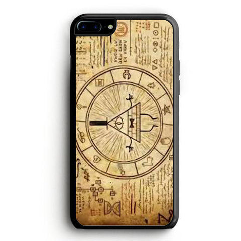 The Gravity Falls Intrigue Triangle Eye iPhone 6S Case | yukitacase.com