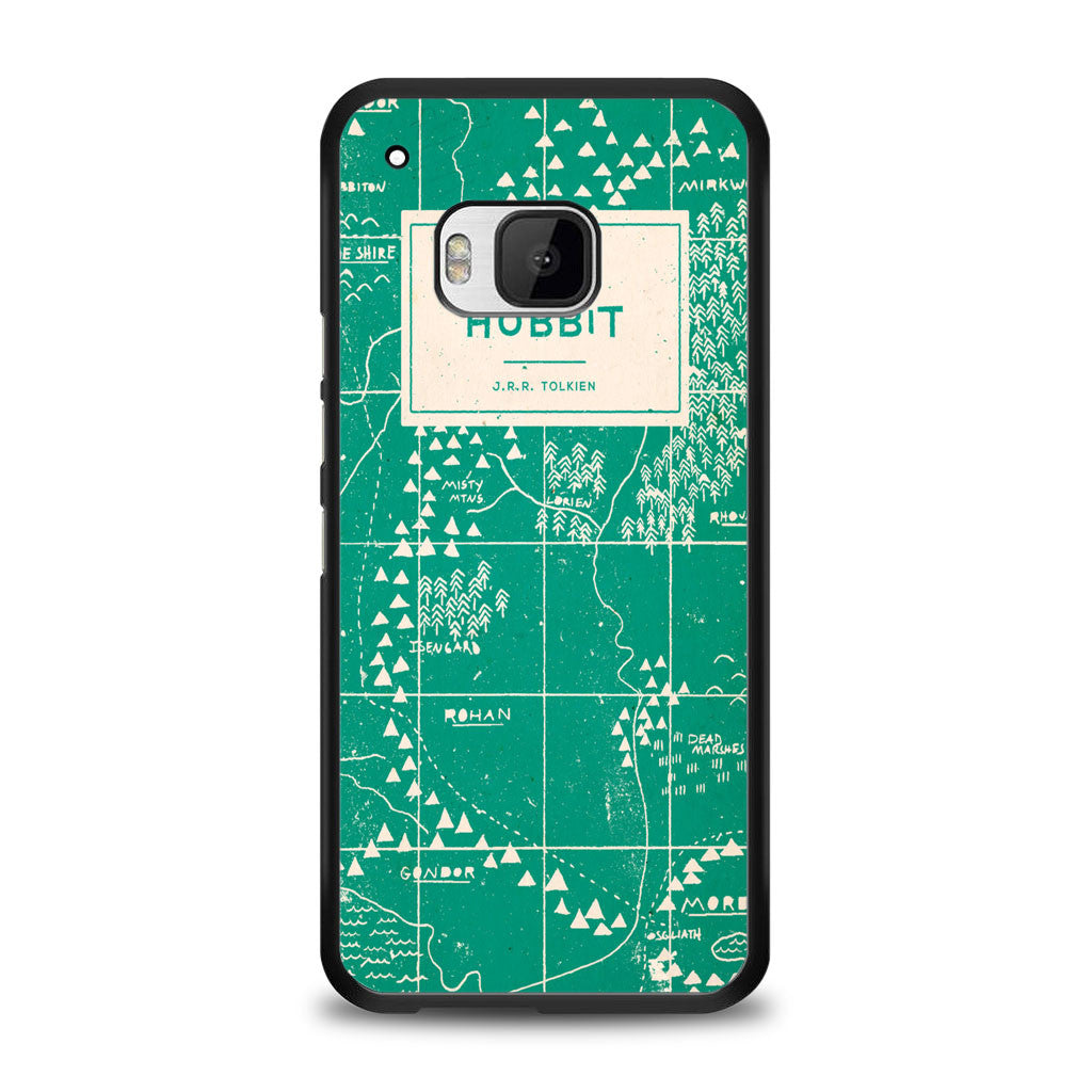 The Hobbit Map Cover Samsung Galaxy S7 Edge Case | yukitacase.com