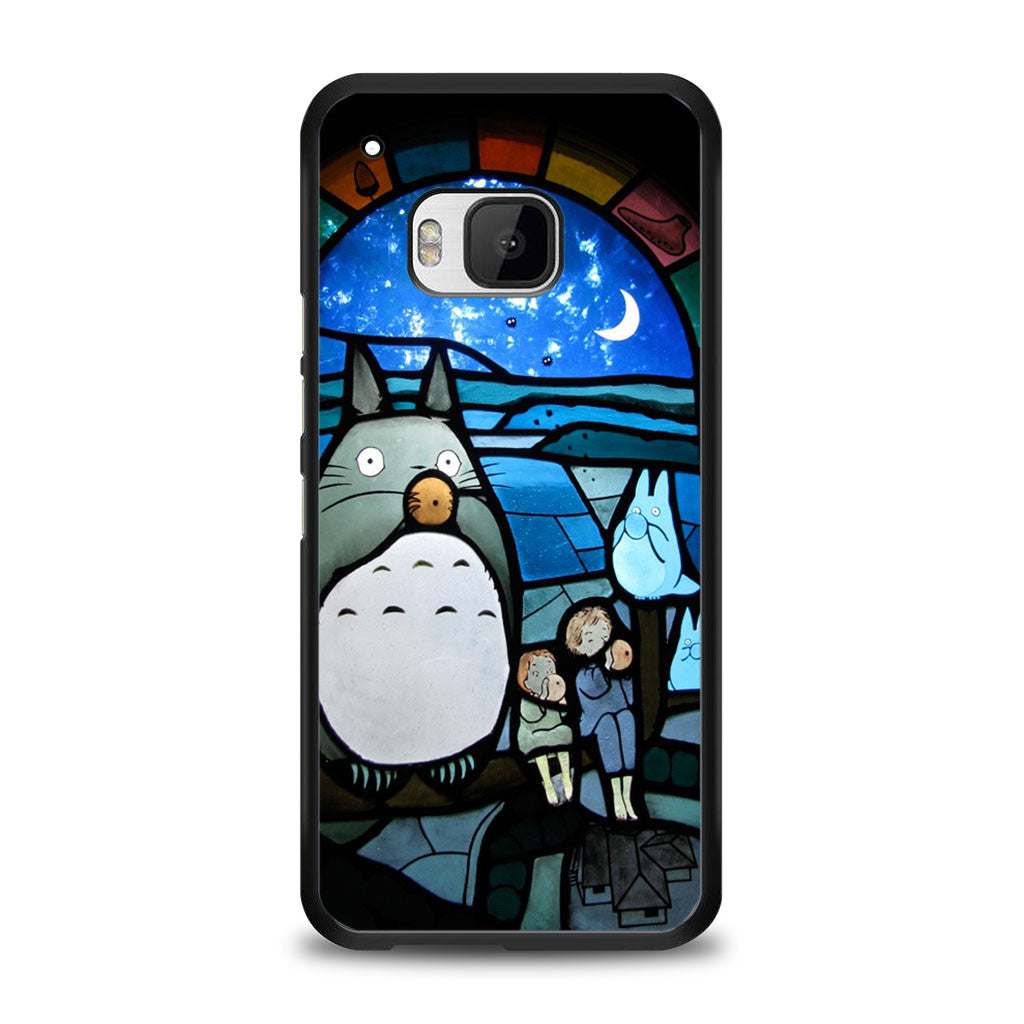 Totoro Stained Glass Samsung Galaxy S7 Edge Case | yukitacase.com