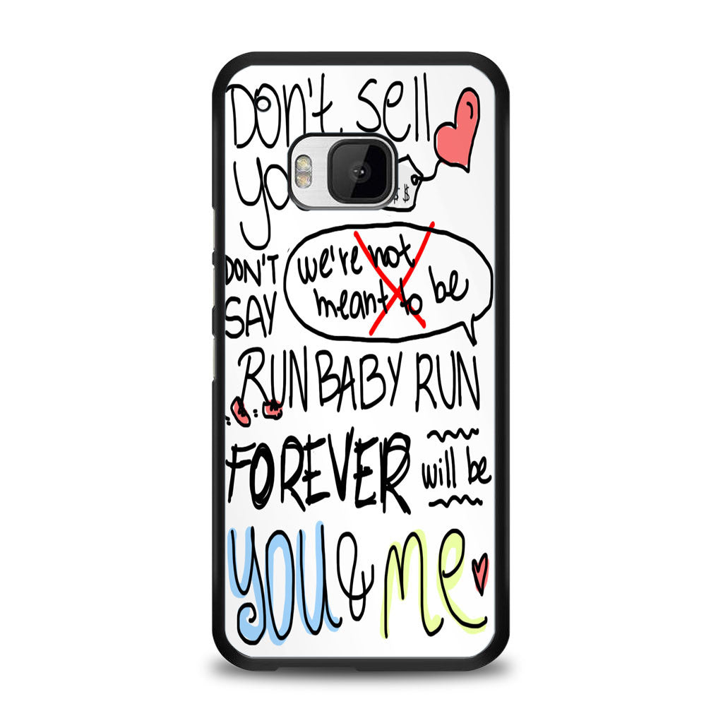 We The Kings - Check Yes Juliet Lyric Cover Samsung Galaxy S6 Case | yukitacase.com