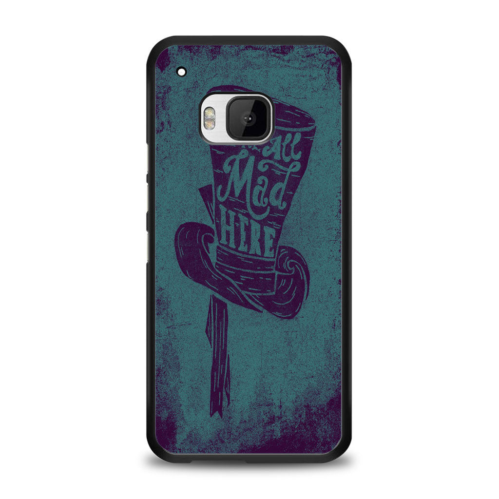 were all mad here Samsung Galaxy S6 Case | yukitacase.com