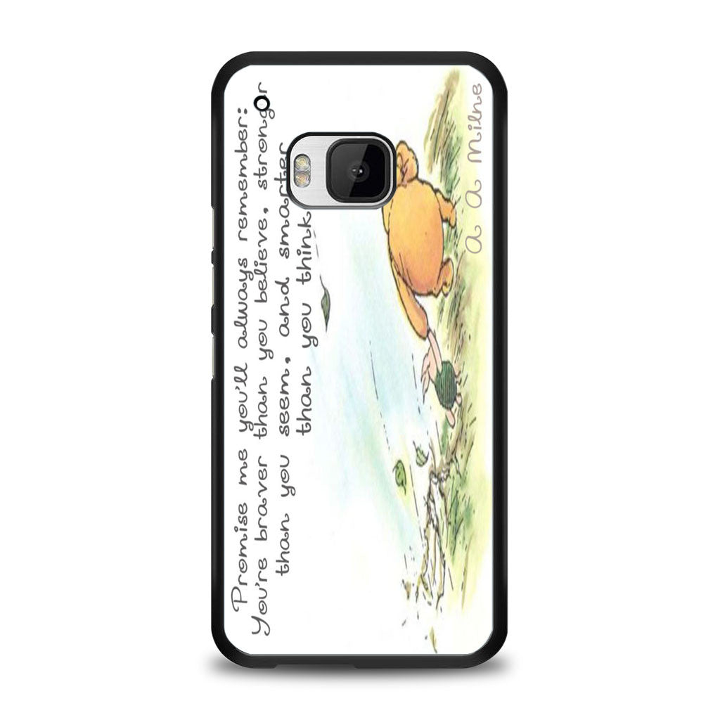 Winnie the Pooh Quote Samsung Galaxy S6 Edge Plus Case | yukitacase.com