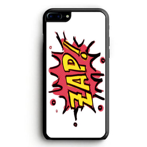 ZAP tattoo iPhone 6 Plus Case | yukitacase.com