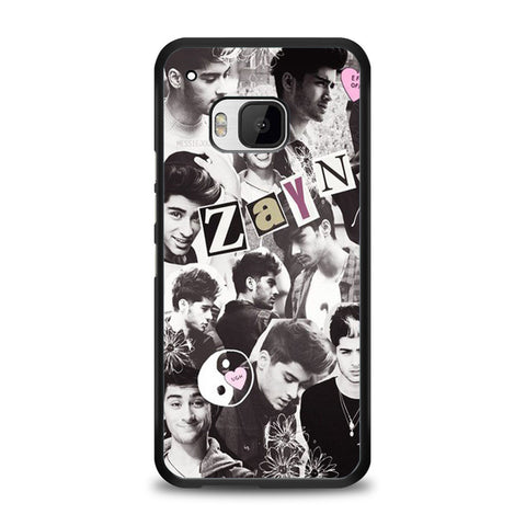 Zayn Malik blackwhite collage Samsung Galaxy S7 Edge Case | yukitacase.com