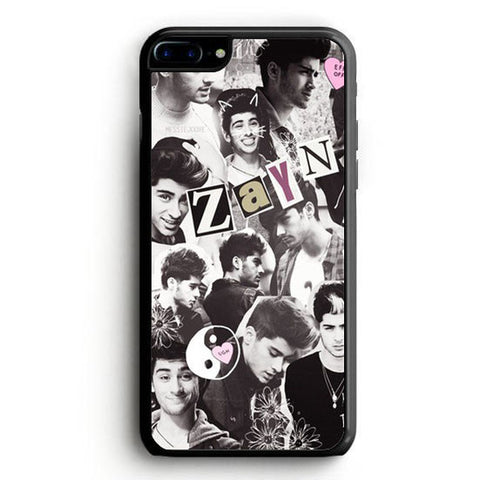 Zayn Malik blackwhite collage iPhone 6 Plus Case | yukitacase.com