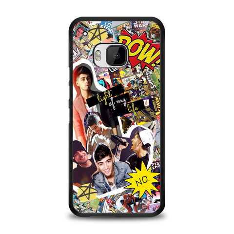 Zayn Malik comic collage Samsung Galaxy S7 Edge Case | yukitacase.com