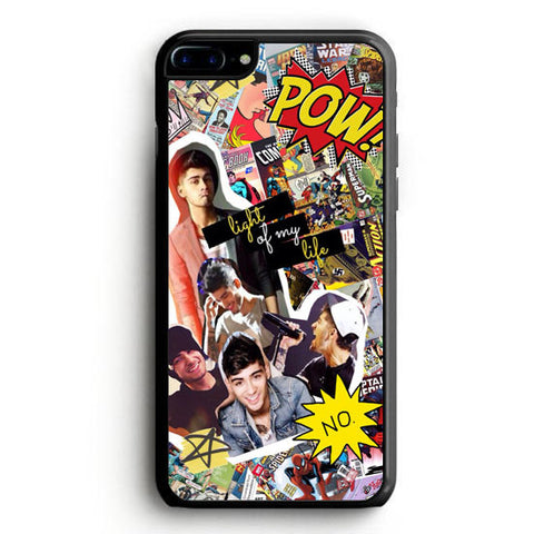 Zayn Malik comic collage iPhone 7 Case | yukitacase.com