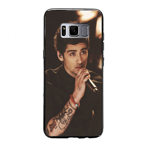 Zayn Malik iPhone case Samsung Galaxy S8 Case | yukitacase.com