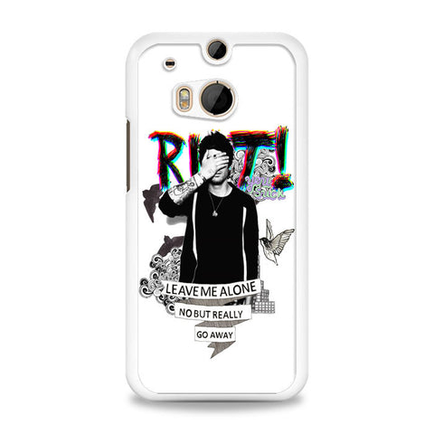 Zayn Malik on Riot HTC One M8 Case | yukitacase.com