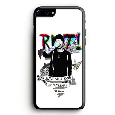 Zayn Malik on Riot iPhone 7 Plus Case | yukitacase.com