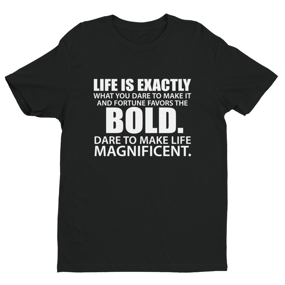 """Bold"" Men's T-shirt"