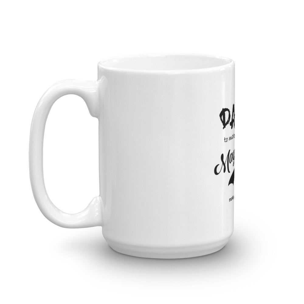 """Magnificent"" Mug"