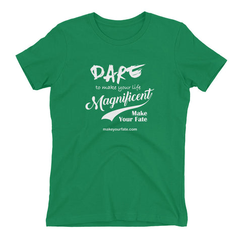 """Dare"" Women's T-shirt"
