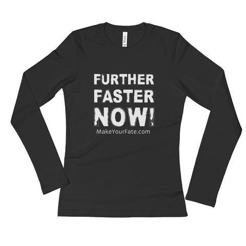 """Further"" Long Sleeve T-Shirt"