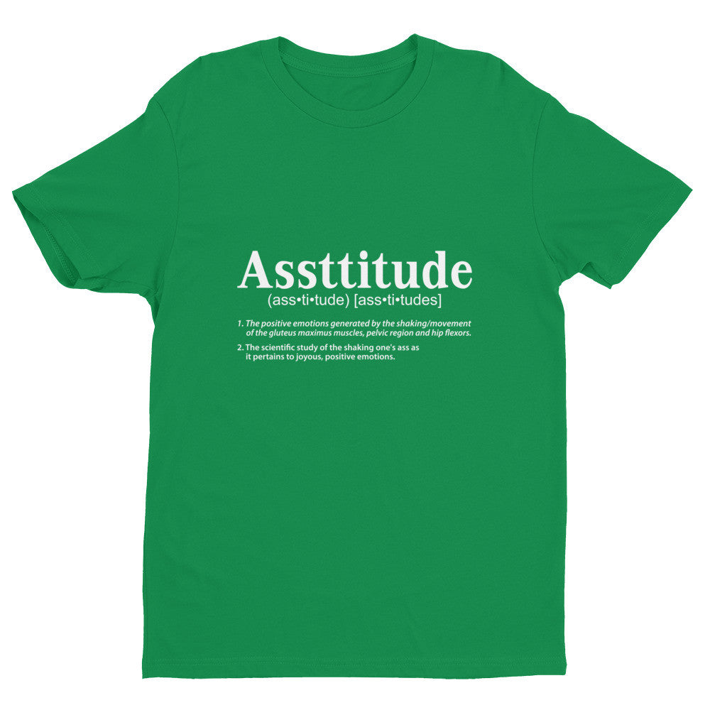 """Assttitude"" Men's T-shirt"