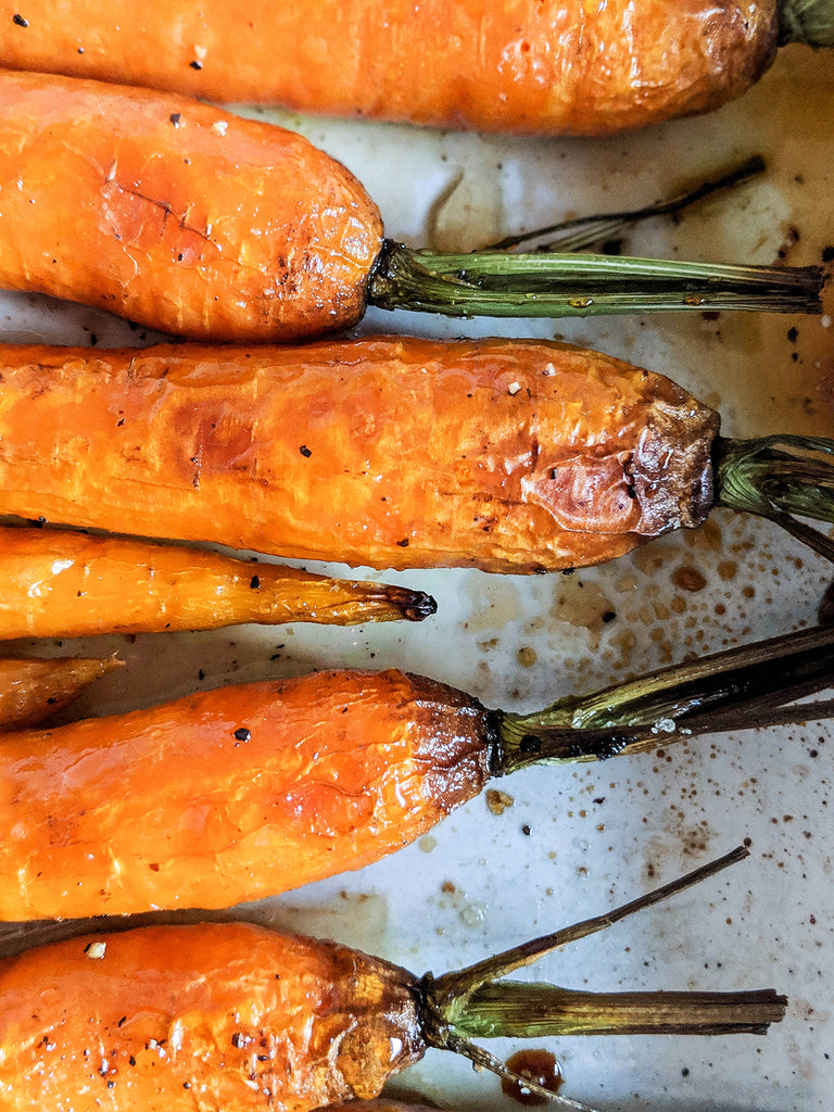ShortHive Honey + Roasted Carrotd