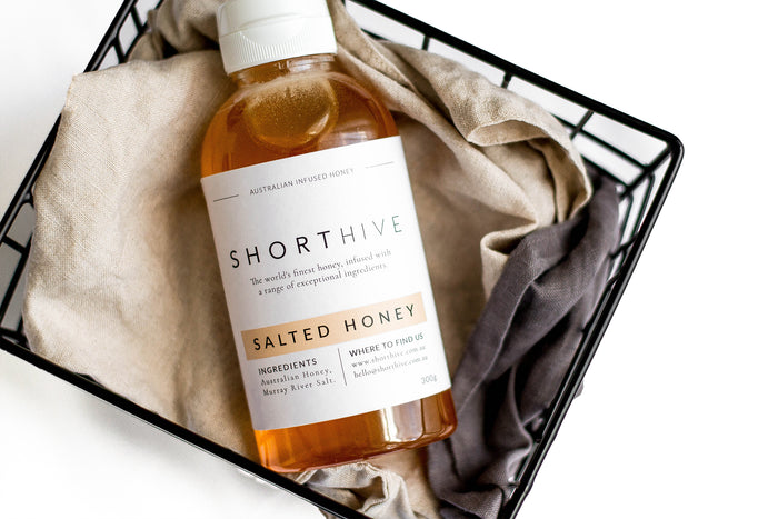 ShortHive Australian Salted Honey