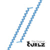 Baby Blue Curlz™ No-Tie Lace