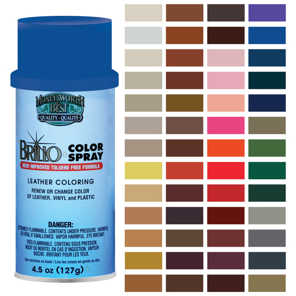 Brillo Leather Color Dye - 4.5oz