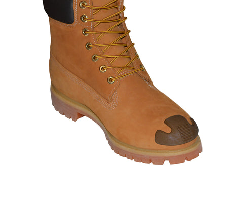 Boot Saver Toe Guard - Brown