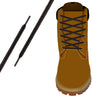 Black & Brown Heavy-Duty Pro Boot Lace