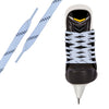 Cookies 'N Cream Pro Waxed Hockey Skate Lace