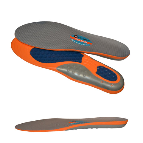Hexagel™ Supportive Insoles