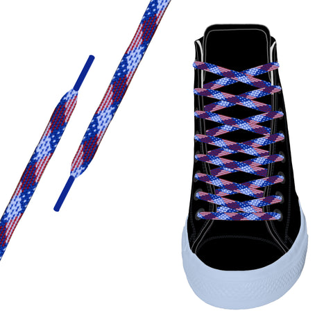 Patriot Elite™ Flat Athletic Lace
