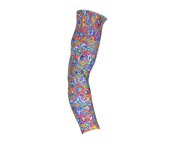 Psychedelic Compression Sleeve