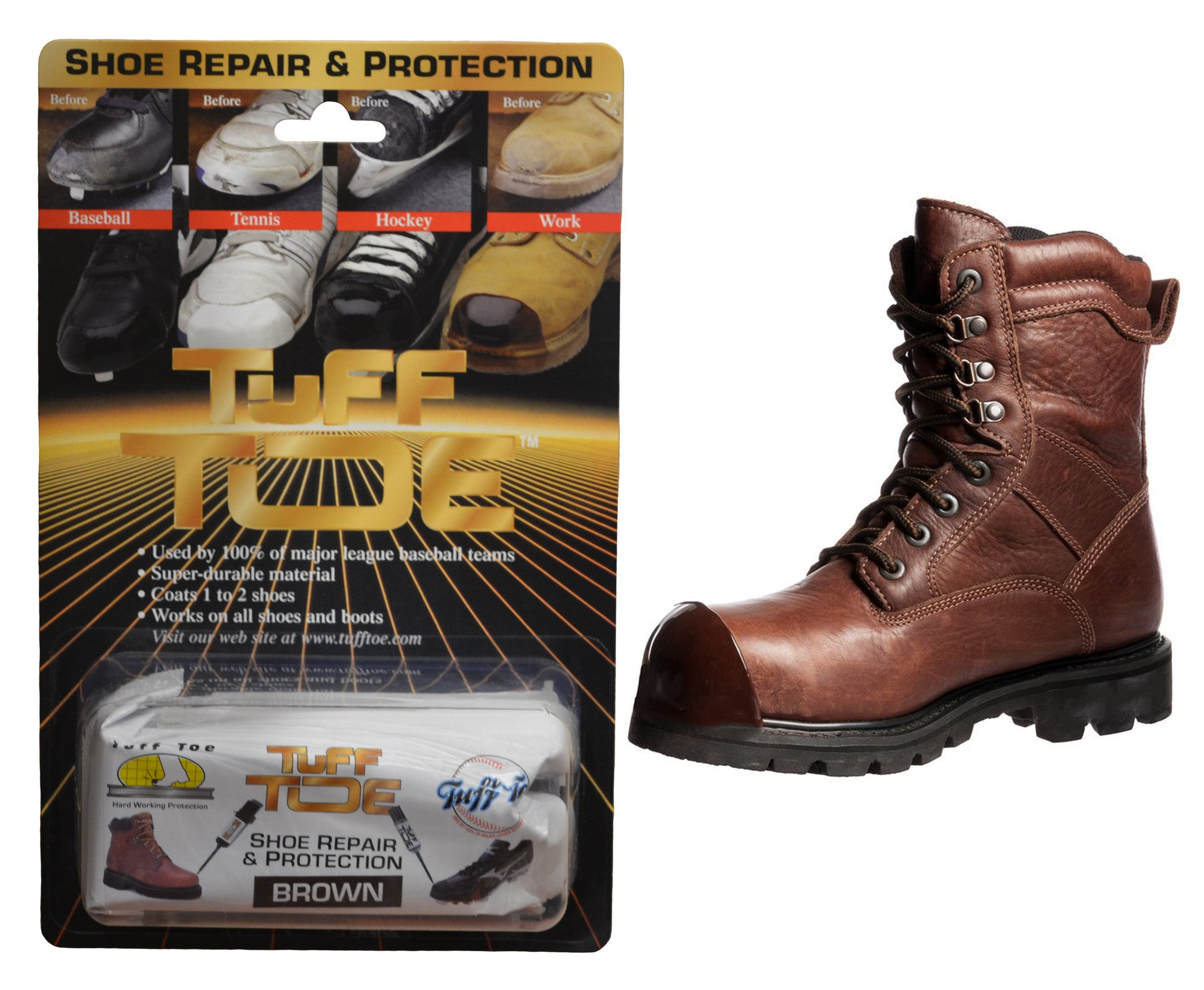 Toe Tips Accessories Boots Shoe Repair Boot Saver Toe Guards Boots Protector.~//