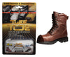Tuff Toe Boot Toe Protection & Repair - Brown