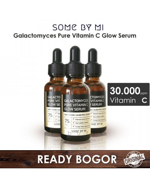 Somebymi GALACTOMYCES PURE VITAMIN C GLOW SERUM 30ml