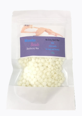 Milk Wonder beads depilatory wax 100 grams