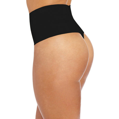 BLACK BOOTY LIFT BOOSTER ENHANCER TUMMY CONTROL SHAPEWEAR