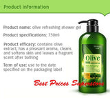 Bioaqua Olive Shower Gel 750ml