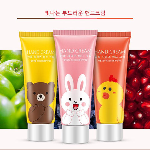 Rorec Line Friends Hand Cream 60g