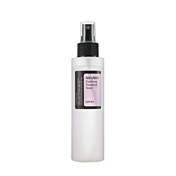 COSRX AHA / BHA CLARIFYING TREATMENT TONER 150ml