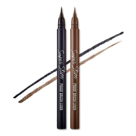 Etude House Super Slim Proof Brush Liner 2